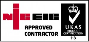 Approved NICEIC electrical services