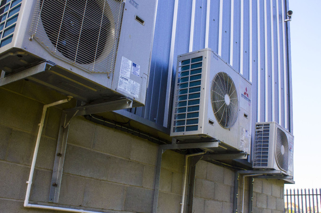 Air Conditioning and CCTV Installation, lease purchase of the equipment