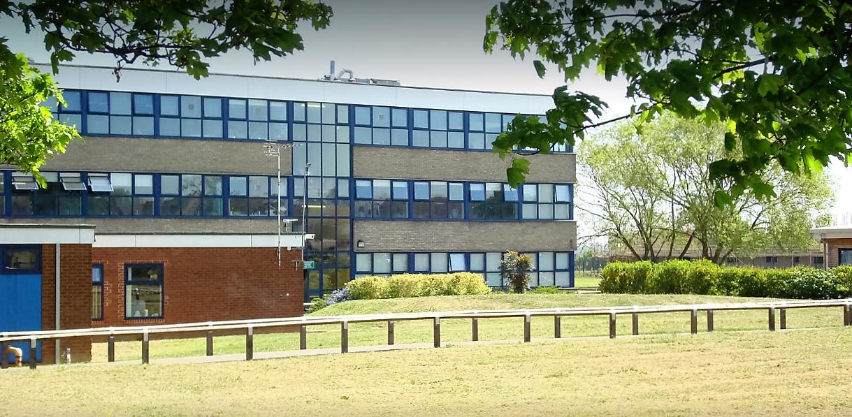 The James Hornsby High School - Basildon school