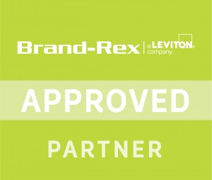 Brand Rex approved partner, Project Skills Solutions, cabling installation and services.