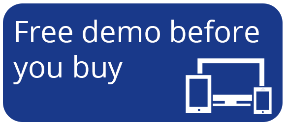 Free demo before you buy