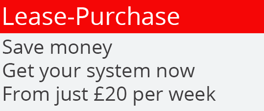 save money and lease your cctv system