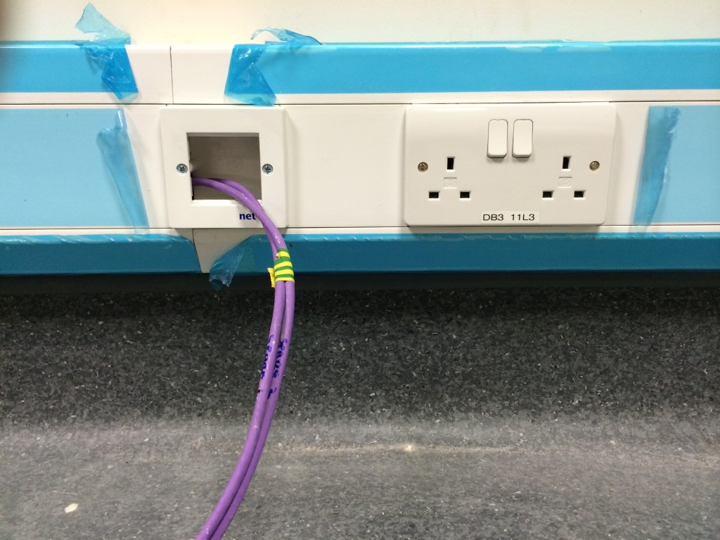 Network Cabling Installation In London Installation