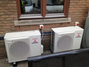 Air conditioning for industrial solutions in Essex, London and Kent