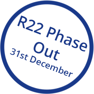 R22 phase out 31st december