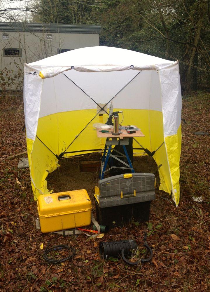 Fibre Tent